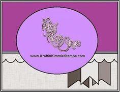 E Creations: Kraftin' Kimmie May Release Day 2 - Sincere Sympathy