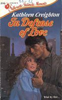 In Defense of Love by Kathleen Creighton