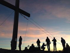 A very special mountain experience for all early risers is a chance to encounter sunrise on the Serles Mountain