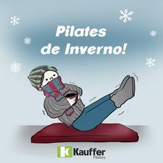 Pilates no Inverno!