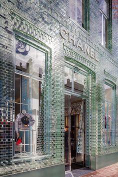 Movie documents MVRDV's pioneering technique for creating glass brick facades | Dezeen » Architecture | Bloglovin'