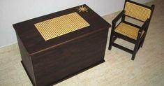 Cómo hacer un baúl de madera para el cuarto de los niños
