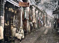 Tunisia,1899