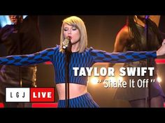 Taylor Swift - Shake It Off - Live du Grand Journal & that is what we are doing to...keep talking but we are trying to do a TV SHOW...that is it...you guys did this...& this is the OUTCOME...get over it & move on!!!