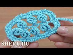 Crochet Scrumble Tutorial 2 часть 1 из 2 Вязание крючком скрамбли - YouTube