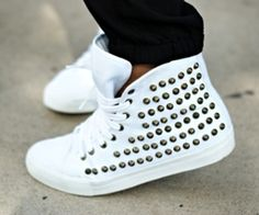 love the studs