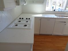 Bianco Picasso - South Bend IN      -  http://www.amfgranite.com/quartz-countertops-projects/bianco-picasso-south-bend-in/