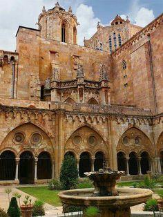 Cathedral of Tarragona - Catalonia, Spain