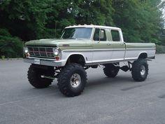Big Ford Trucks, 1979 Ford Truck, Classic Ford Trucks, Ford 4x4, 4x4 Trucks, Custom Trucks, Lifted Trucks, Cool Trucks, Chevy Trucks