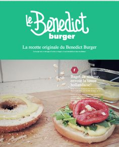 "Responsive one pager demonstrating how to make the perfect 'Benedict Burger'. Parallax Scrolling really feels overdone nowadays but this is a great reference to making the most of it - they separate the bun seeds, spice and french fries into the ""layers"". Interesting little bit of marketing showing off some parallax skills and at the footer linking to a portfolio."