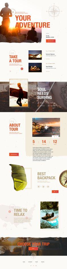 Atach Cool Backpacks, World Traveler, Surfing, Relax, Tours, Adventure, Design, Surf, Surfs