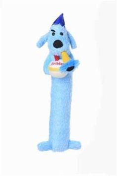 Multipet's 12-Inch Happy Birthday Loofa Dog Toy, (Colors ... https://smile.amazon.com/dp/B00202A4PW/ref=cm_sw_r_pi_dp_wpCKxbN0XMYSM