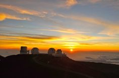 Mauna Kea on the Big Island of Hawaii. (This photo was an honorable mention in a Fodor's Hawaii travel photo contest.)