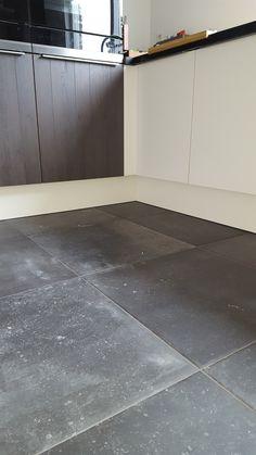 keuken vloertegels hardsteen look kronos carriere namur anticato