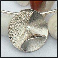 c2. Handgemaakte hanger zilver: Esperanza<p>