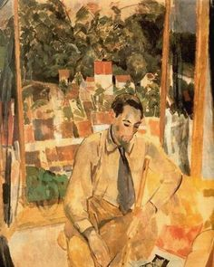 Self-portrait - Rik Wouters (Belgian painter and sculptor - WikiPaintings.org