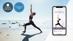 Wearable X is raising funds for Nadi X - Smart Yoga Pants that Guide Your Form on Kickstarter! Nadi X is your personal digital yoga instructor, designed with woven-in technology to help you achieve your full yoga potential