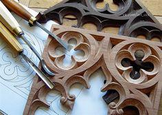 Woodcarving | Резная мебель ручной работы
