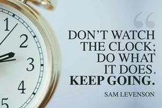 Even a broken clock is right twice a day!  #NeverGiveUp #GoAllIn #YouDeserveSuccess