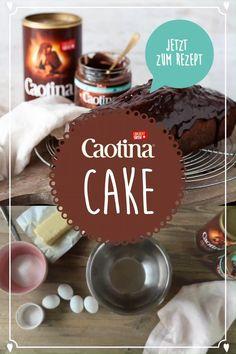 Der typische schweizer Schoggi Kuchen - ein Caotina Cake, aus feinster schweizer Schokolade. Der weiche Kern aus Caotina Crème Chocolat macht das Schokoladen-Cake noch schokoladiger. Probiere jetzt dieses und weitere Rezepte auf www.caotina.ch/rezepte Dieses Rezept entstand in Kooperation mit «Kids am Tisch» (Bild & Rezept von kidsamtisch.ch). Chocolate Fridge Cake, Cake Recipes, Deserts, Food And Drink, Cupcakes, Sweets, Baking, Breakfast, Recipe