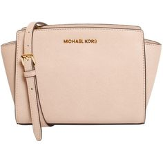 MICHAEL Michael Kors Totes ($230) ❤ liked on Polyvore featuring bags, handbags, tote bags, rosa, zipper purse, zip top tote, michael michael kors, pink tote bag and pink purse