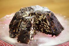 Kuru Meyveli Mozaik Pasta
