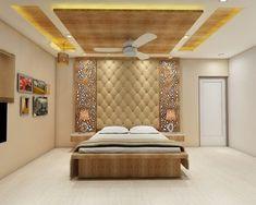 Hotel Bedroom Design, Bedroom Wall Designs, Bedroom Furniture Design, Home Room Design, Bedroom Interiors, Interior Ceiling Design, Ceiling Design Living Room, Bedroom False Ceiling Design, Hall Interior