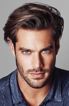 Trendy Men's Haircuts Picture Description 40 Most Popular Haircuts for mens 2018 - Hairstyles Hair Ideas, Cut And Colour Inspiration Medium Length Hair Men, Mens Medium Length Hairstyles, Quiff Hairstyles, Trendy Hairstyles, Medium Hair Styles, Short Hair Styles, 2014 Hairstyles, Black Hairstyles, Hair Medium