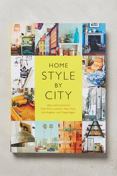 Home Style By City - anthropologie.com