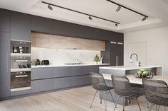 BlackBerry Kitchen Visualisation on Behance
