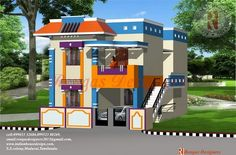 SLOPING ROOF HOUSE DESIGNS13