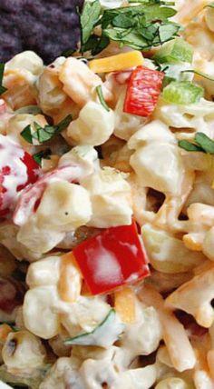 Roasted Corn and Jalapeño Dip