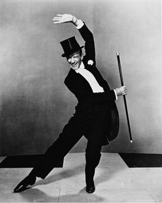 fred astaire cane | So dashing! But where are the dames with canes?