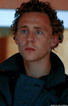 Tom Hiddleston gif. My goodness! Baby Hiddles!!! << I'm just glad he exists okay