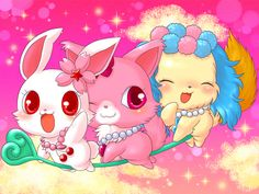 anime animals | Jewelpet Opening and Ending Theme ~