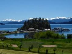 Golf en Llao Llao.