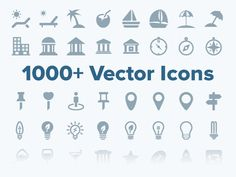 The iOS & Android App Developer Icon Bundle - 1,000+ Professional-Quality Icons For iOS or Android Apps