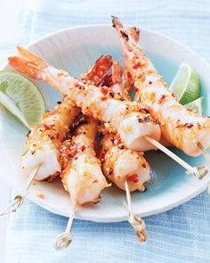 Chili & Lemongrass Shrimp