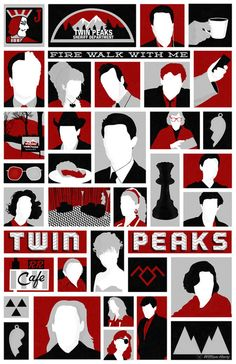 Twin Peaks by William Henry
