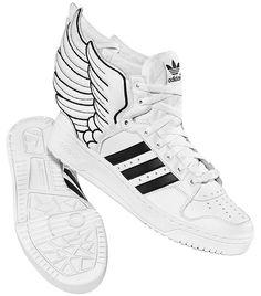 Adidas te donne des ailes : baskets ailées pour homme - Blog Chaussures