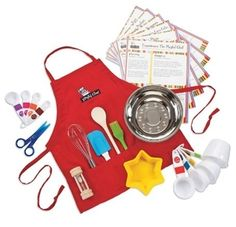 Play Chef Deluxe Cooking Set