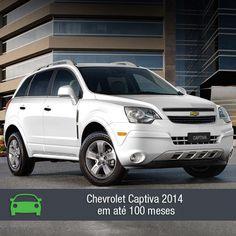 Veja o que mudou na Chevrolet Captiva 2014. Acesse: https://www.consorciodeautomoveis.com.br/noticias/consorcio-chevrolet-captiva-2014-em-ate-100-meses?idcampanha=206&utm_source=Pinterest&utm_medium=Perfil&utm_campaign=redessociais