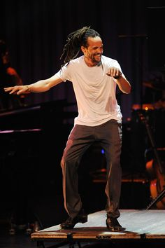 Savion Glover (born November 19, 1973) is an African American tap dancer, actor, and choreographer. As a learning prodigy, he was taught by notable dancers from previous generations. Glover is currently interested in restoring African roots to tap. He wants to put tap back into the contemporary black context.