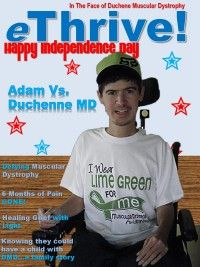 Thrive In the face of Duchenne Muscular Dystrophy/