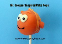 Cake Pop My Heart: Bubble Guppies