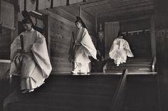 Japan 1955 by Werner Bischof