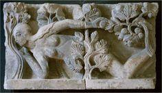 Baroque, Angels Touch, Romanesque Art, Art Roman, Sculptures, Lion Sculpture, Medieval Art, Stone Carving, Religious Art