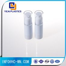 Professional made special design colorful new product airless lotion bottle