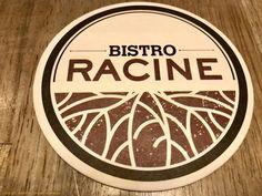 Restaurant Bistro Racine - Le logo