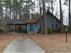 #homesingreenvillenc   #VIRTIALTOUR http://www.propertypanorama.com/instaview-elite/gre/112667  Contemporary home on wooded lot. 3 bedrooms and a loft. Cathedral and vaulted ceilings, wood floors and large open great room. Lots of storage space including built ins. Mud room, screened porch, storage building and fenced rear yard. Selling as is.